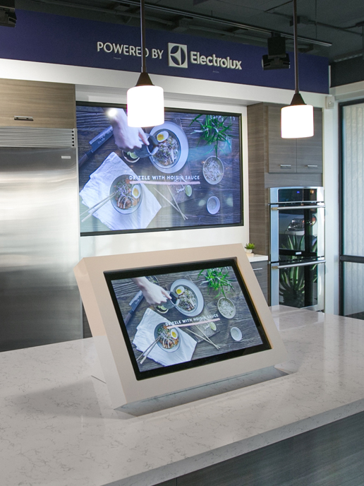 Interactive Digital Signage and video wall