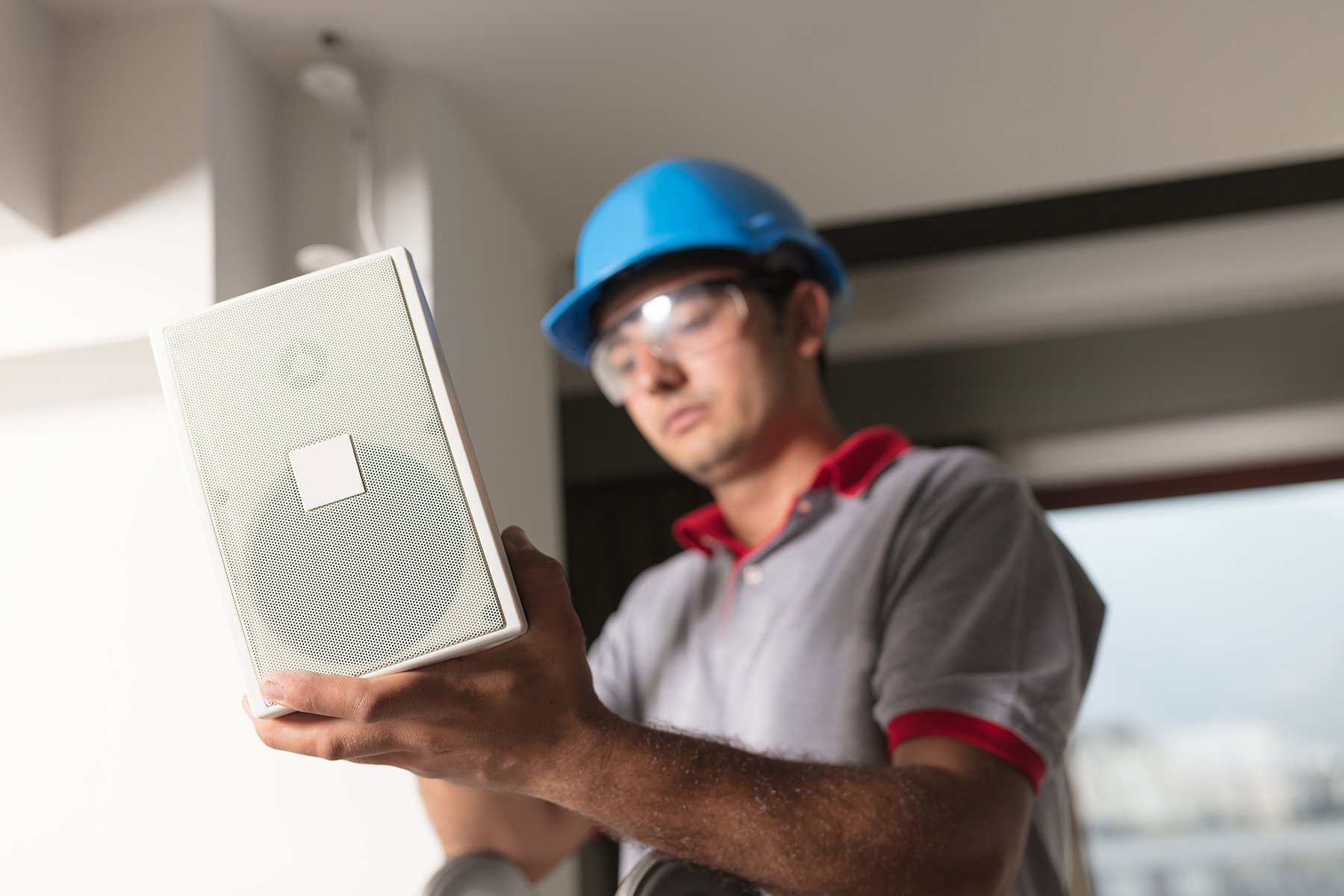 Hire a professional installer