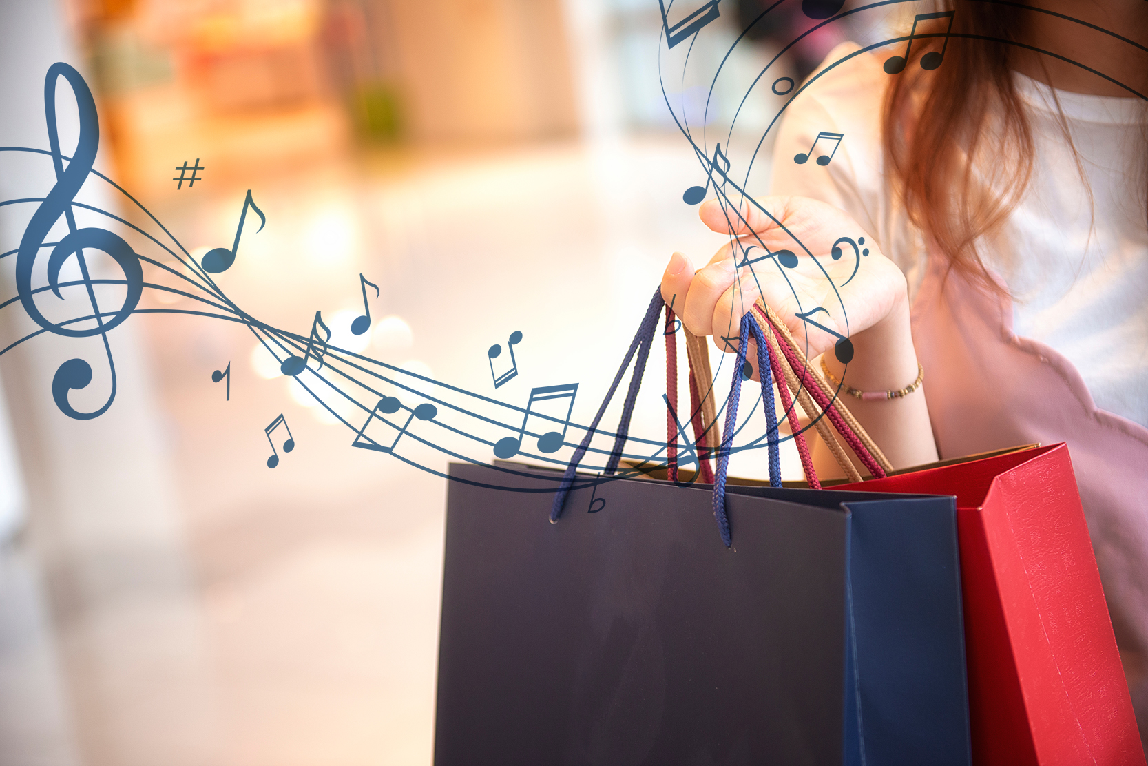 Increasing Sales for Your Retail Store with Music