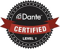 Dante_Certification_Level 1